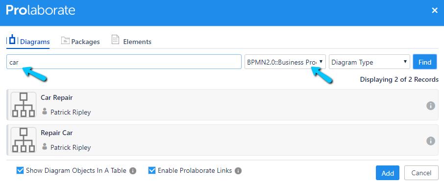 Use Prolaborate Diagram