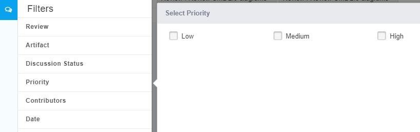 Priority Filter