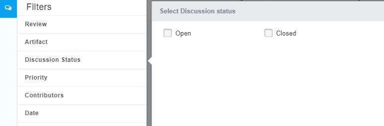 Status Filter