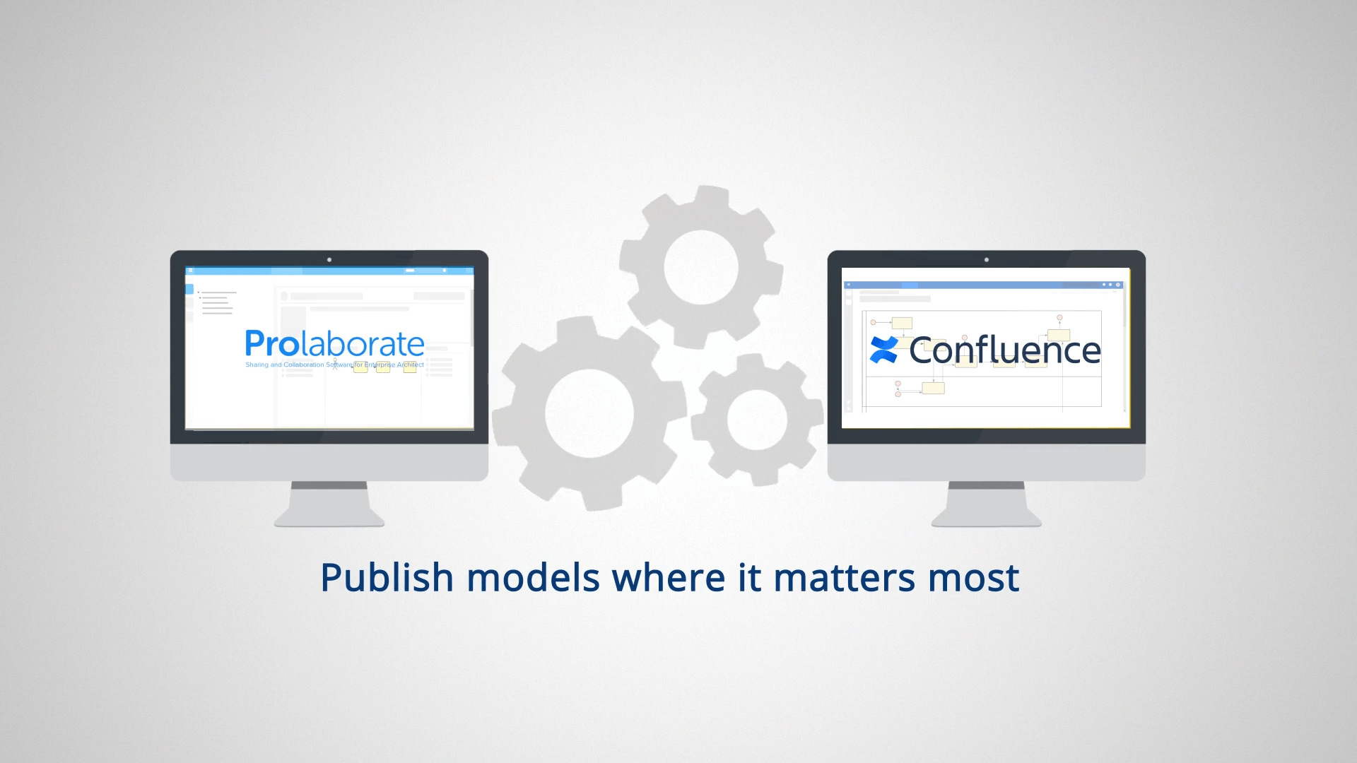 Share Sparx EA models in Confluence