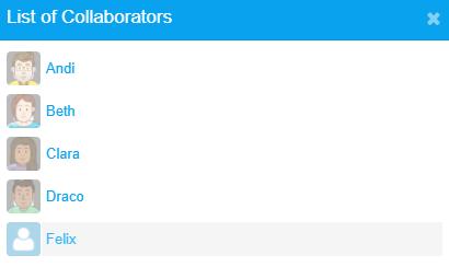 Manage Collaborators