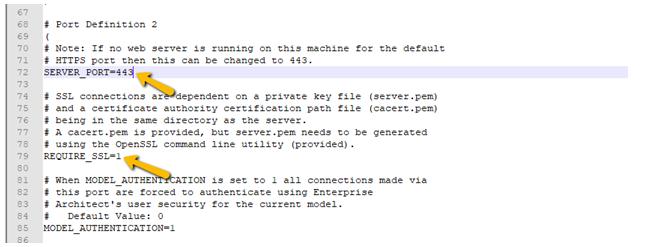 Server Port