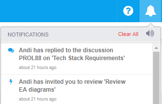Get Notified about Reviews