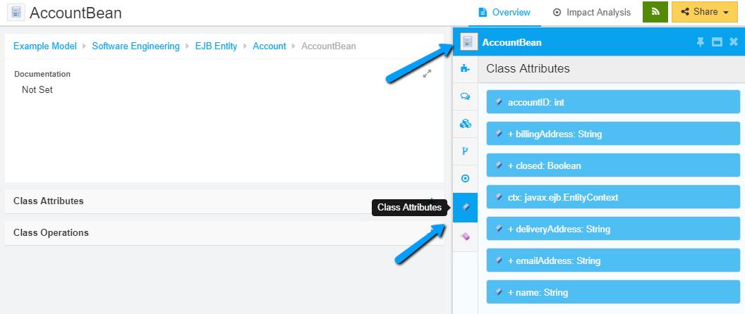Class Attributes