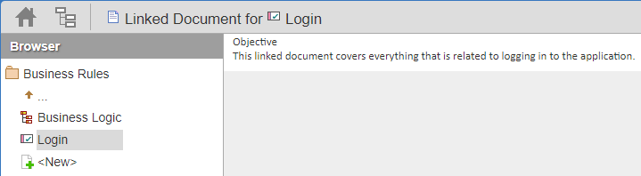 View Linked Documents