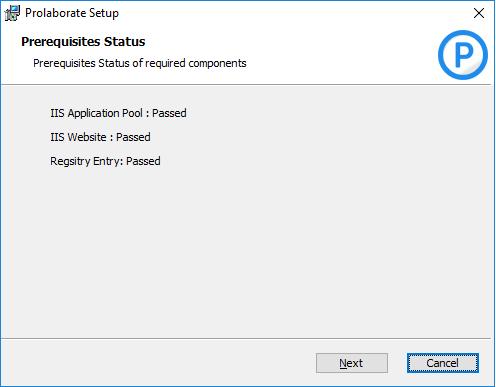 Install Prolaborate