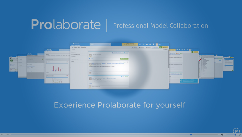 Prolaborate One Minute Video